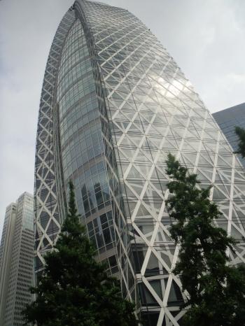 Interesting buildings.