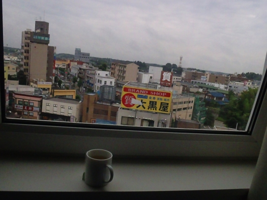 5am, Narita, Japan