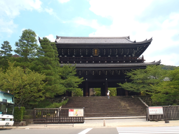 The temple.