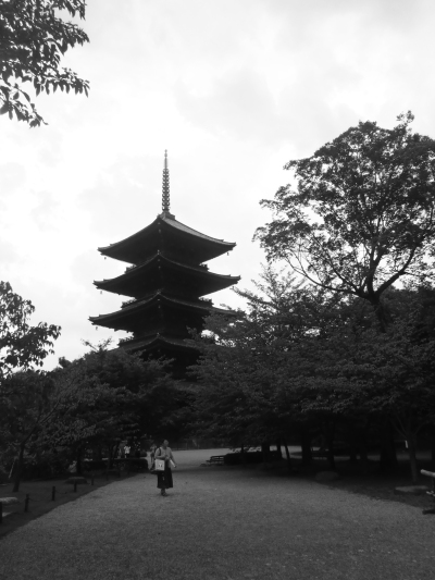 My favorite Kyoto temple.