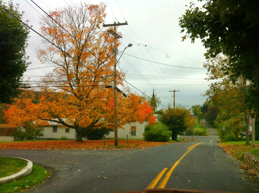 Orange. Hesston, PA.