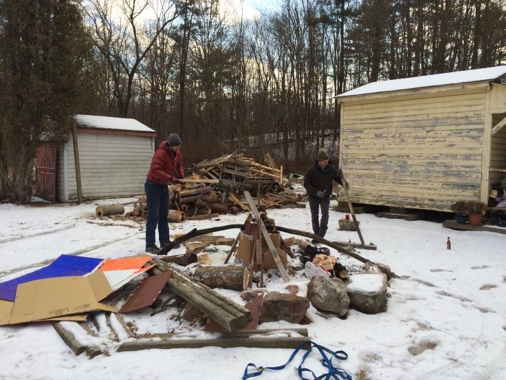 Fire builders.