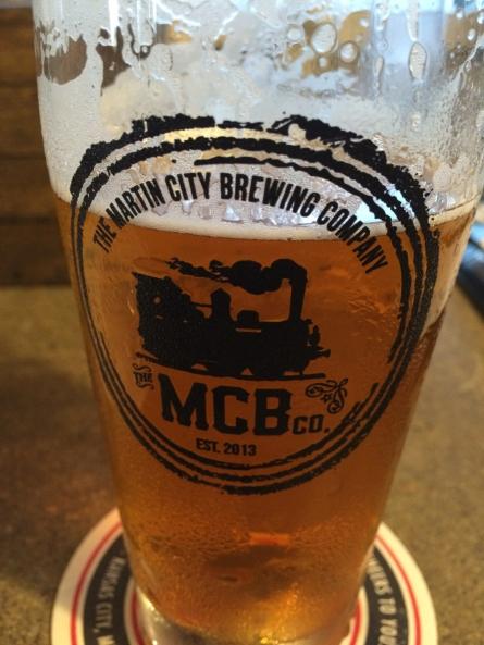 martin city beer