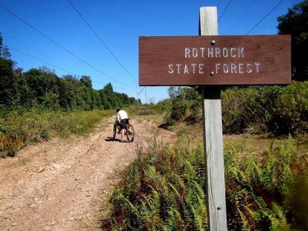 rothrock sign